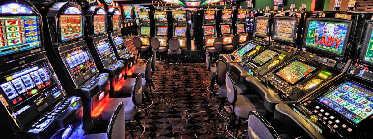 Игры азартные слоты бесплатно