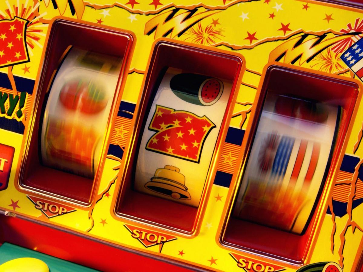 В краснодаре игровые автоматы