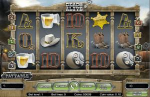 Игровой автомат русалка